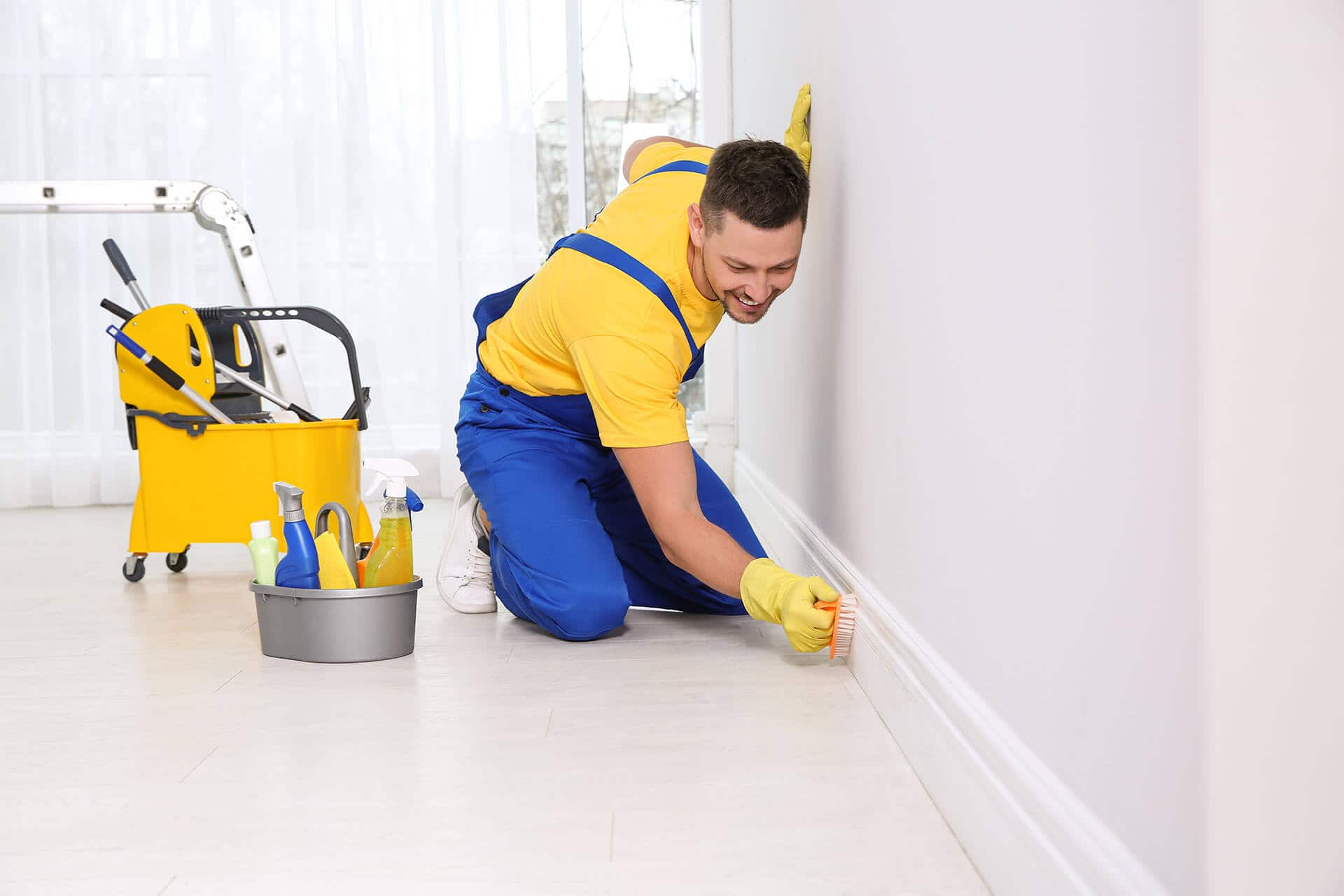 Builder & Renovation Cleaning - Sydney