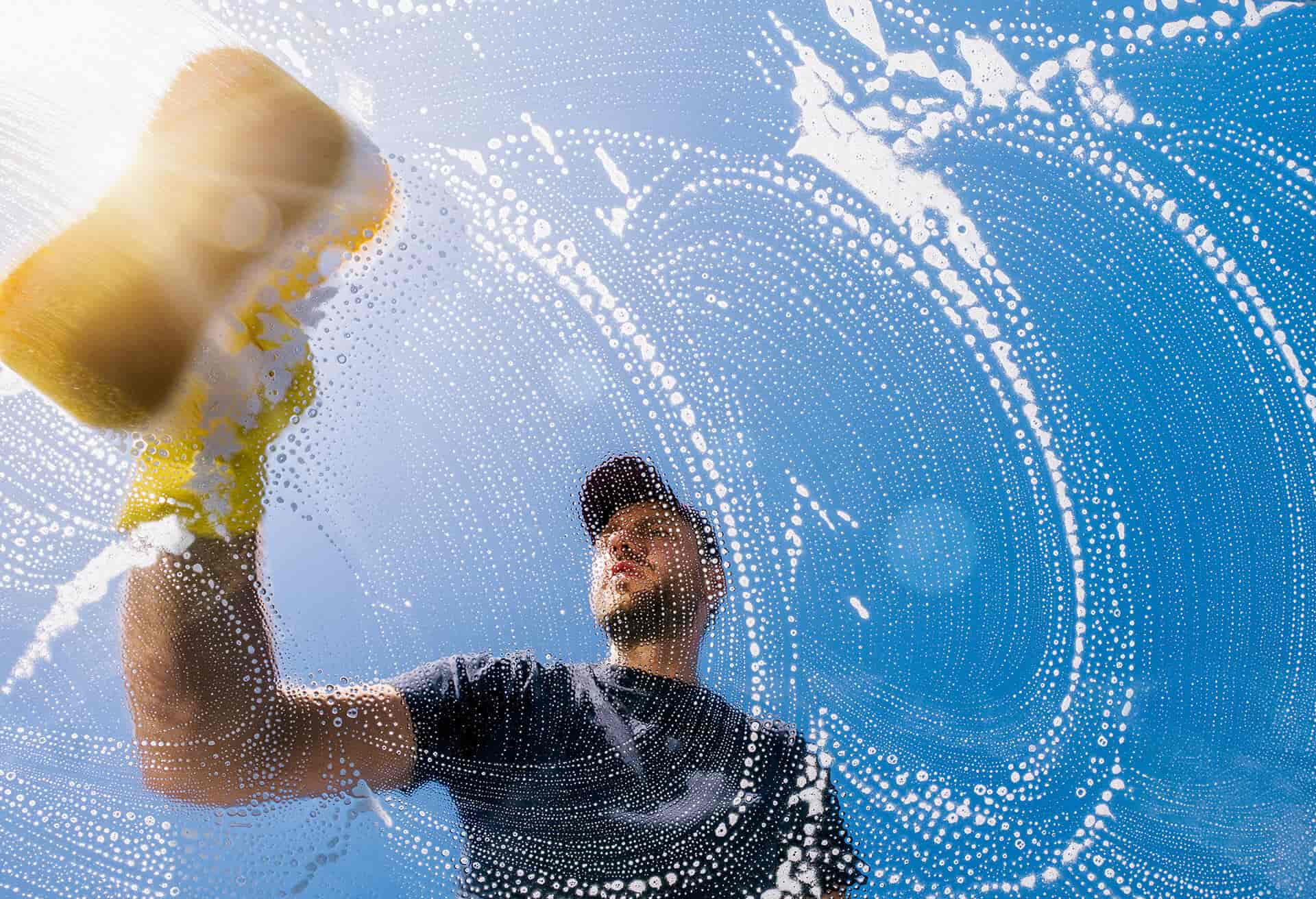 Window Cleaning and Glass Cleaning at Sydney